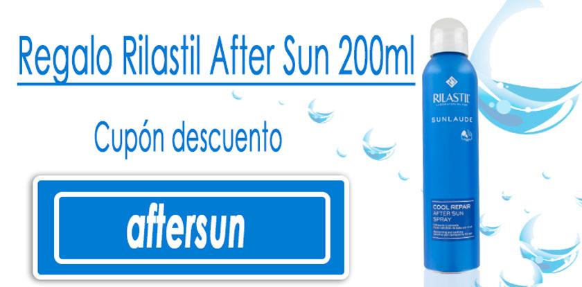 Rilastil After Sun 200ml GRATIS