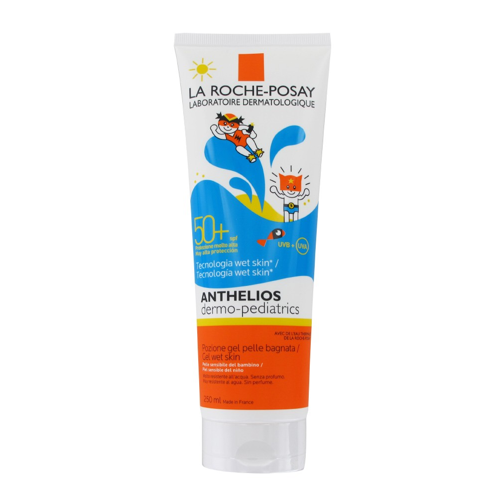 La Roche Posay Anthelios pediatrics wet skin SPF50 250ml