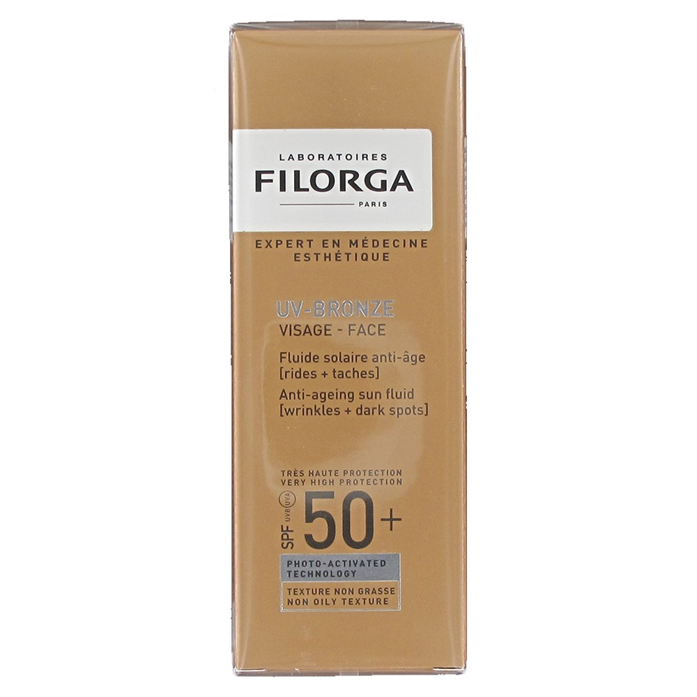 Filorga UV Bronze facial SPF 50+ 40ml