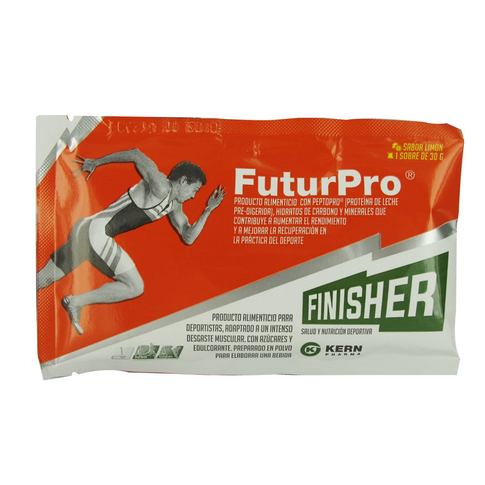 Kern pharma finisher futurpro 30gr 1 sobre