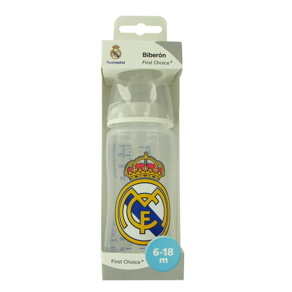 biberon real madrid