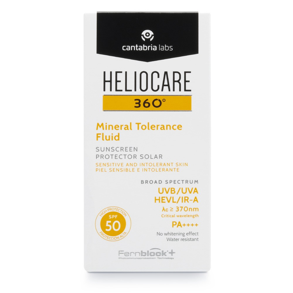 IFC Heliocare 360º mineral tolerance fluid SPF50 50ml