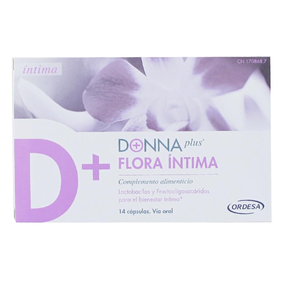6186cb2c56d2 Ordesa Donna plus intimate flora 14 capsules