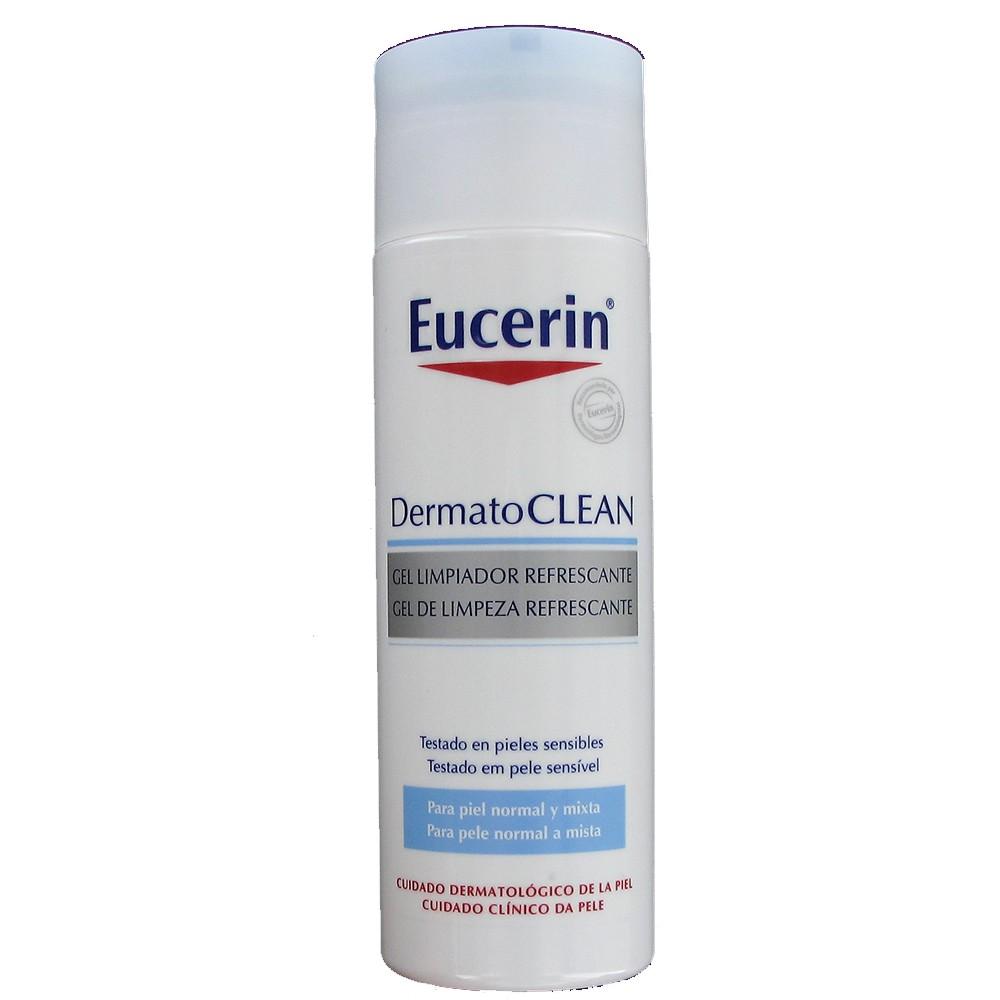eucerin refreshing cleansing gel