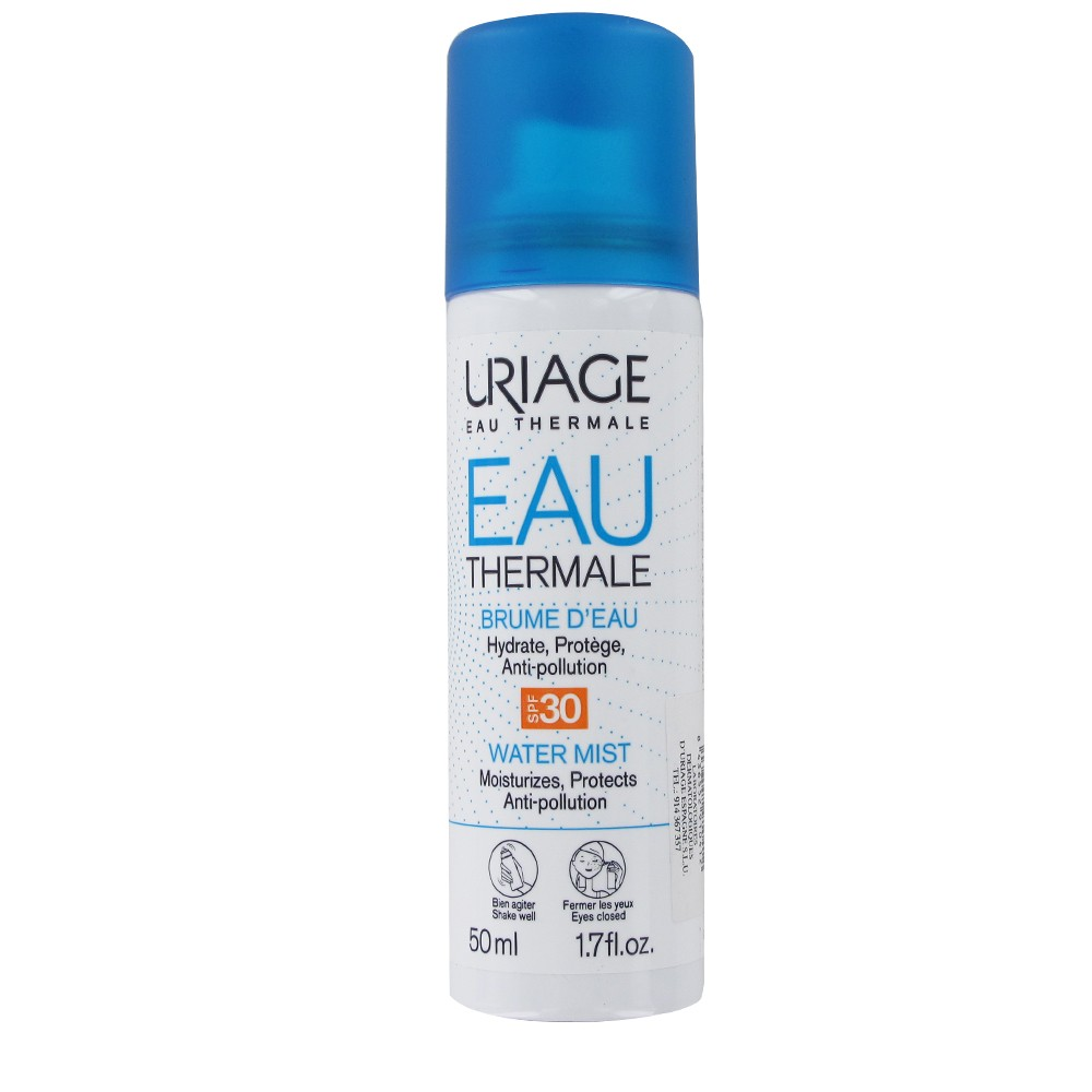 Uriage bruma de agua SPF30 spray 50ml