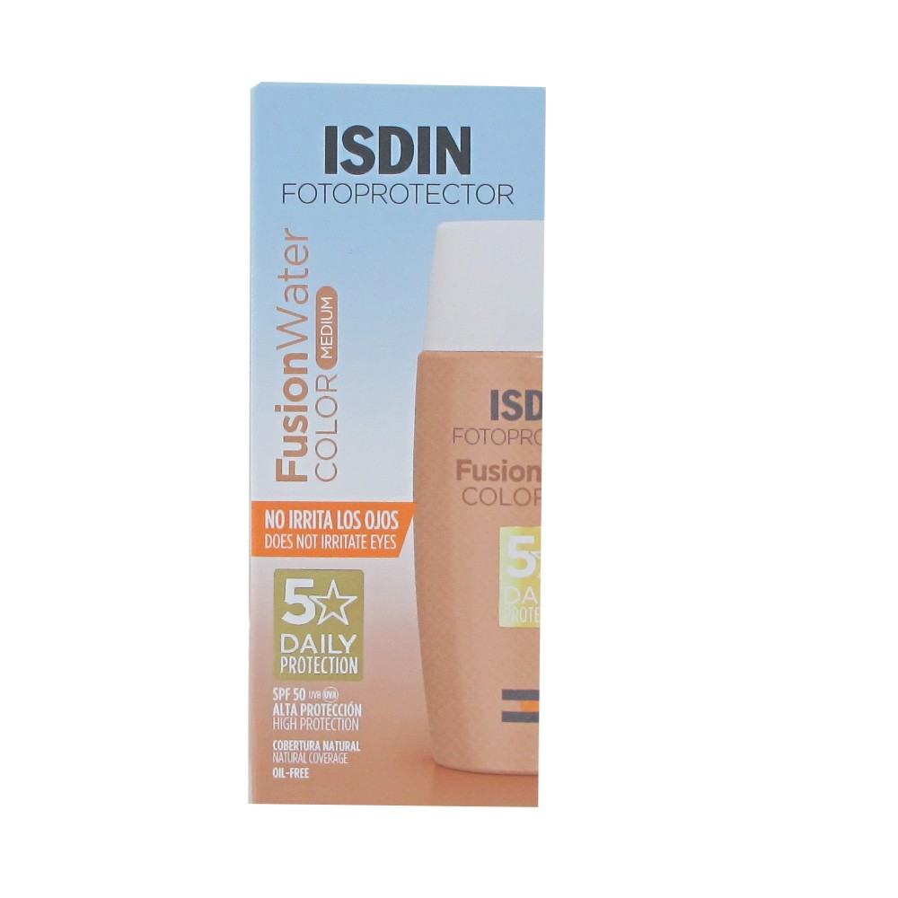 Isdin fotoprotector Fusion Water color SPF 50 50ml