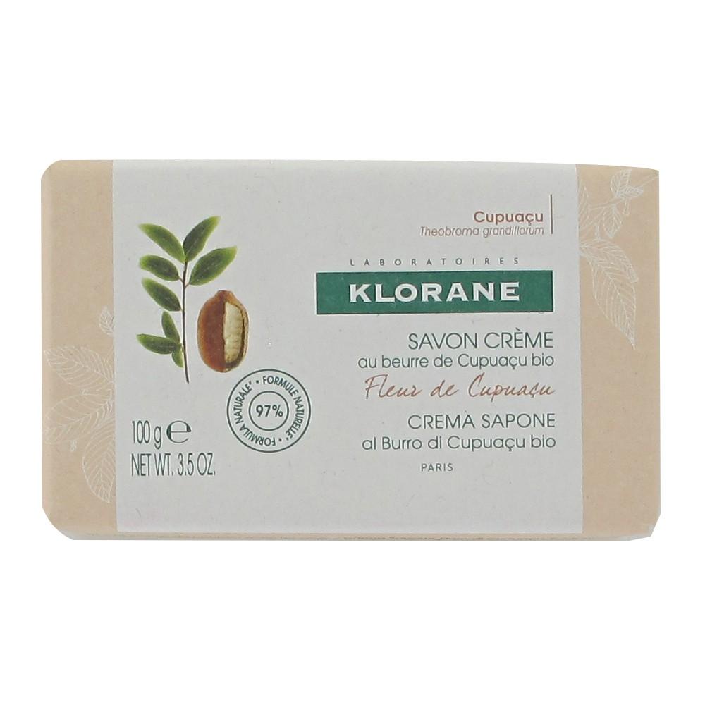 Klorane Klorane Cupuacu Soap Cream Fleur De Capuacu 100g Body