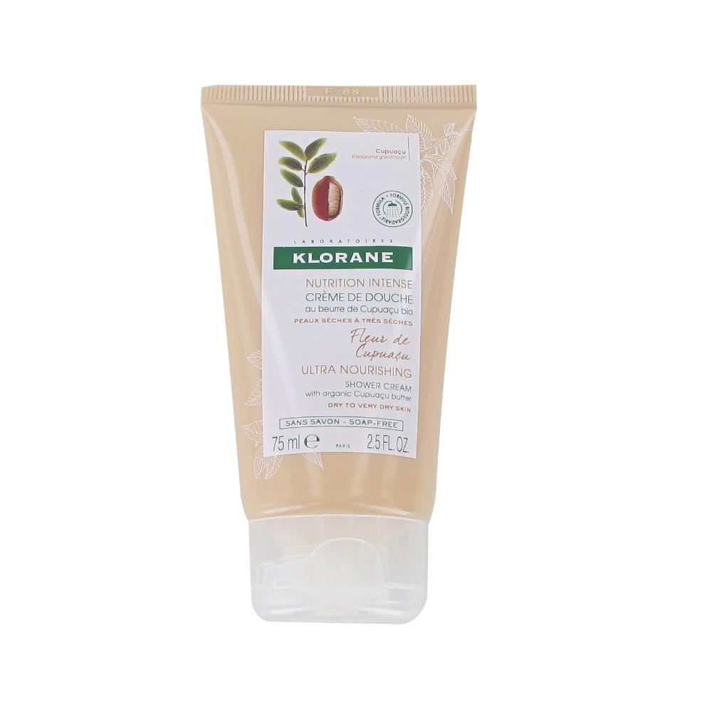 Klorane Klorane Cupuacu Shower Cream With Fleur De Cupuacu 75ml