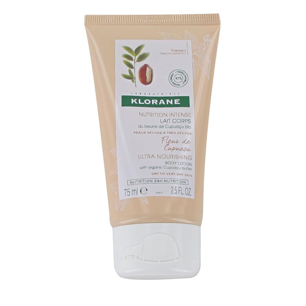 Klorane Klorane Cupuacu Body Milk With Fleur De Cupuacu 75ml Body