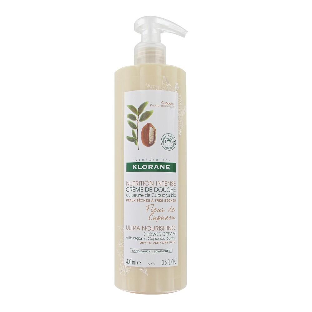 Klorane Klorane Cupuacu Shower Cream With Fleur De Cupuacu 400ml