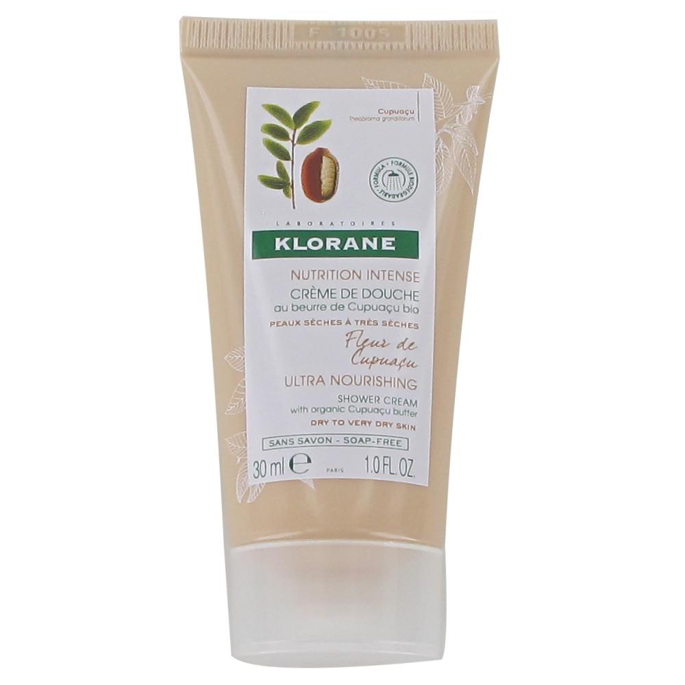 Klorane Klorane Cupuacu Shower Cream With Fleur De Cupuacu 30ml
