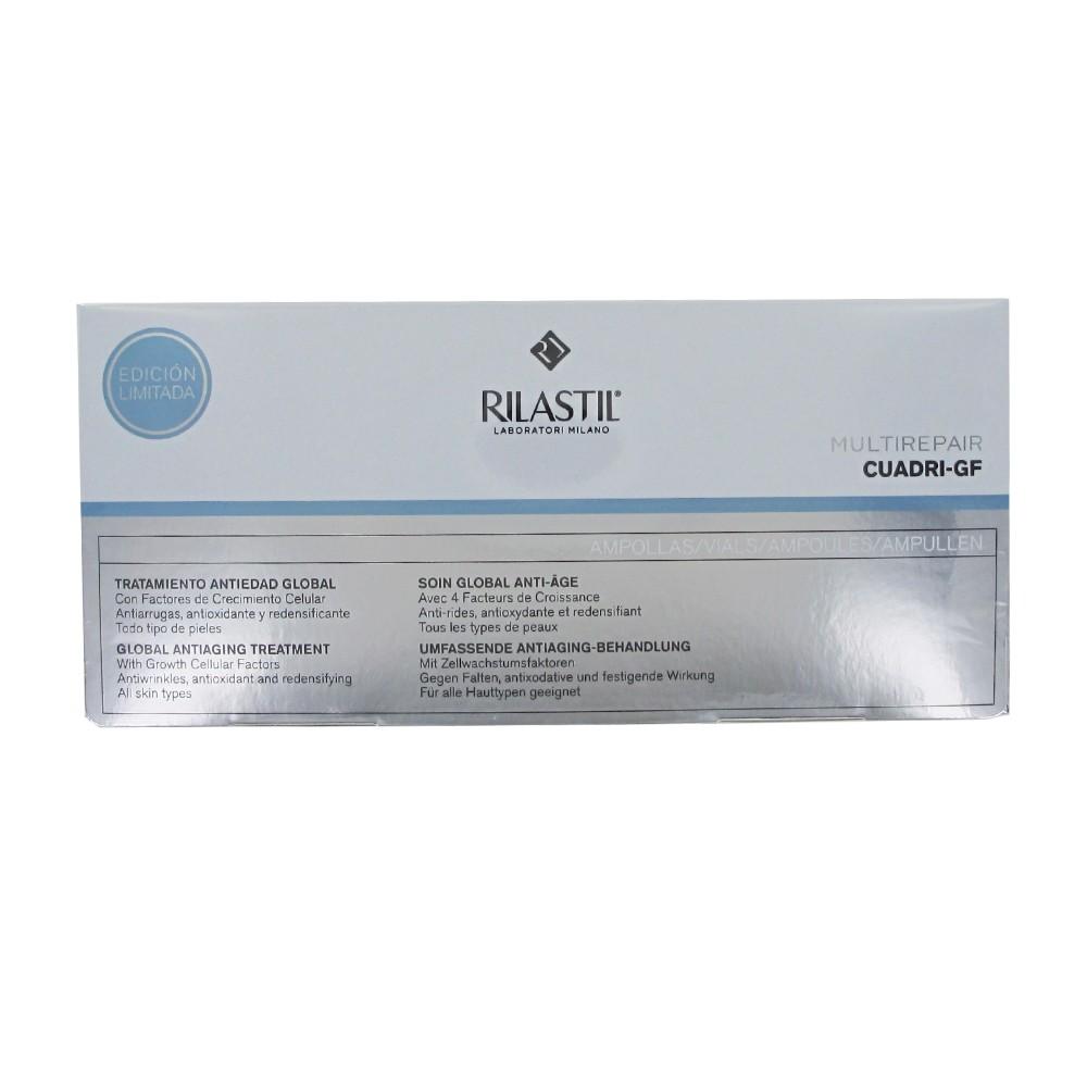 Rilastil Cuadri- GF 10 ampollas x 1,5ml