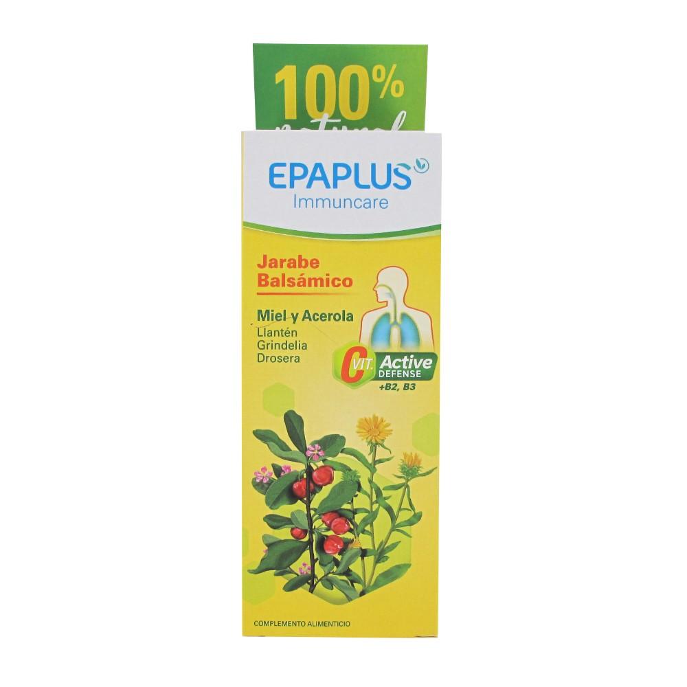 Epaplus Jarabe Balsámico 150ml