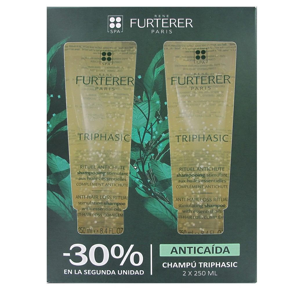 Rene Furterer triphasic champu 200ml + 200ml