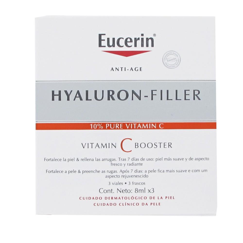 Eucerin Hyaluron Filler Vitamina C booster 3 viales