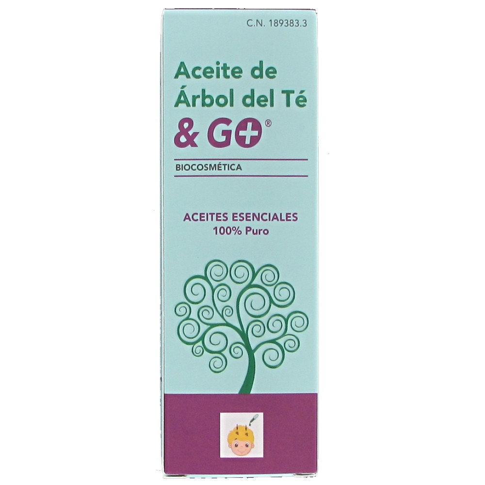 Aceite arbol de Te & Go 30ml
