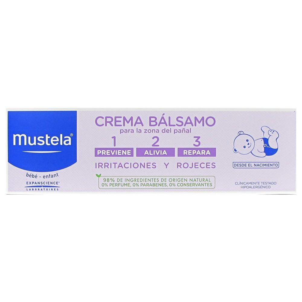 Mustela Crema Balsamo Bebe 100ml