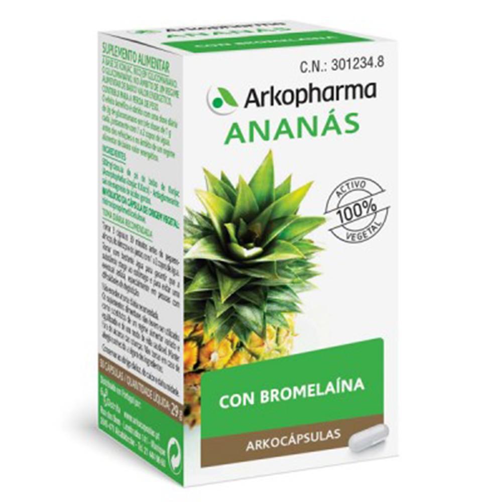 Arkopharma Arkocápsulas Ananas 48 cápsulas