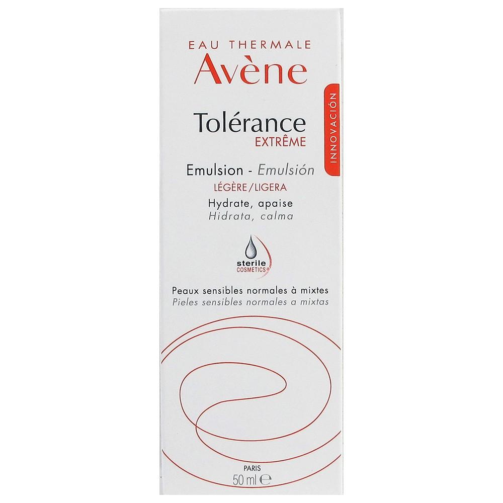 Avene Tolerance Extreme Emulsion ligera 50ml+agua termal 50m