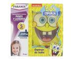Paranix locion 100ml + esponja de baño BOB ESPONJA