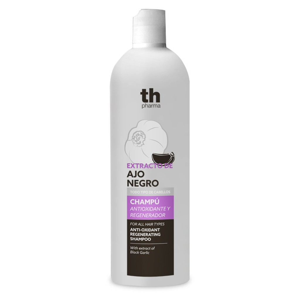 Th pharma black garlic shampoo 1000ml
