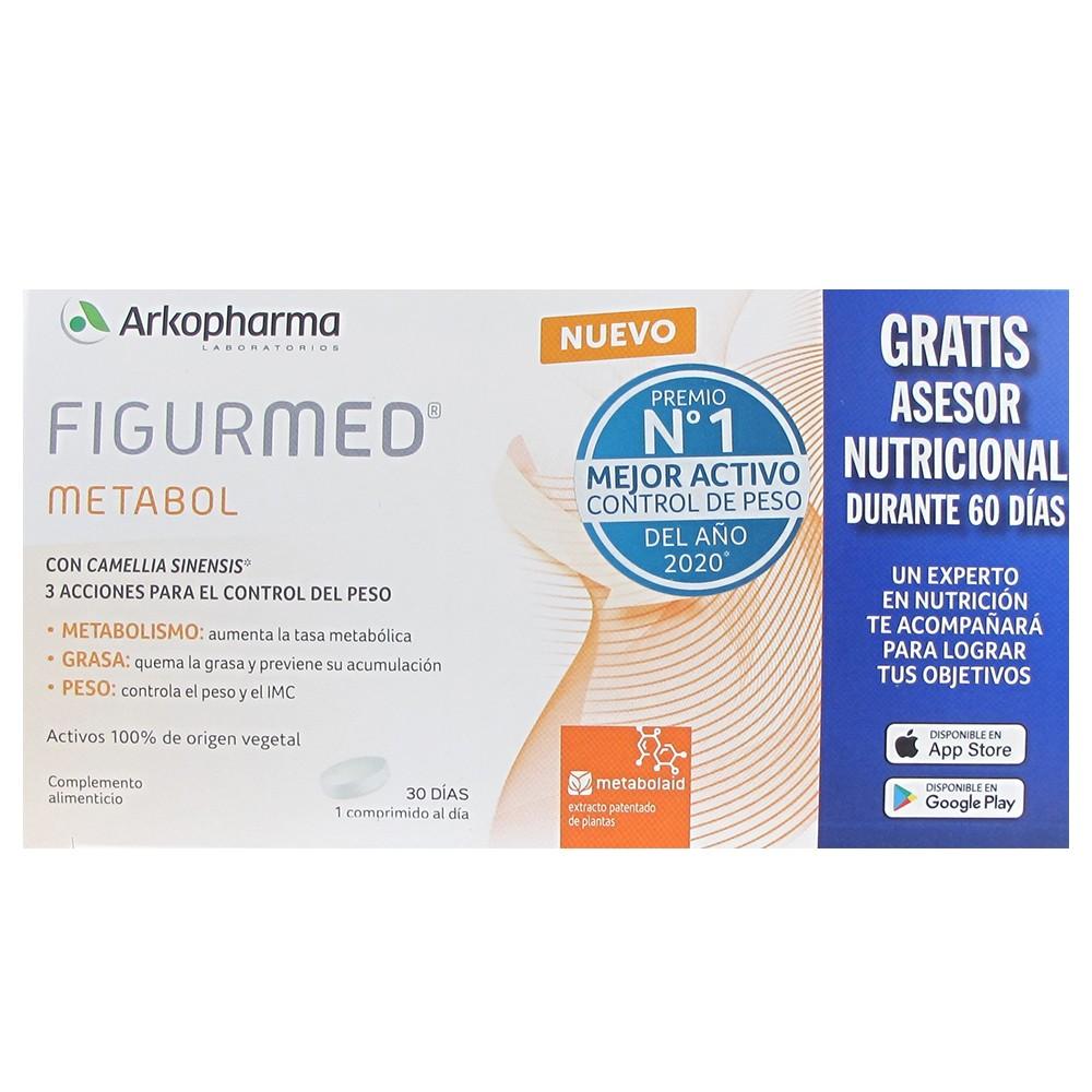 Arkopharma Figurmed metabol 30 comprimidos