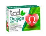 Tcd Nutrición Omega 3.6.7.9 60 cápsulas blandas