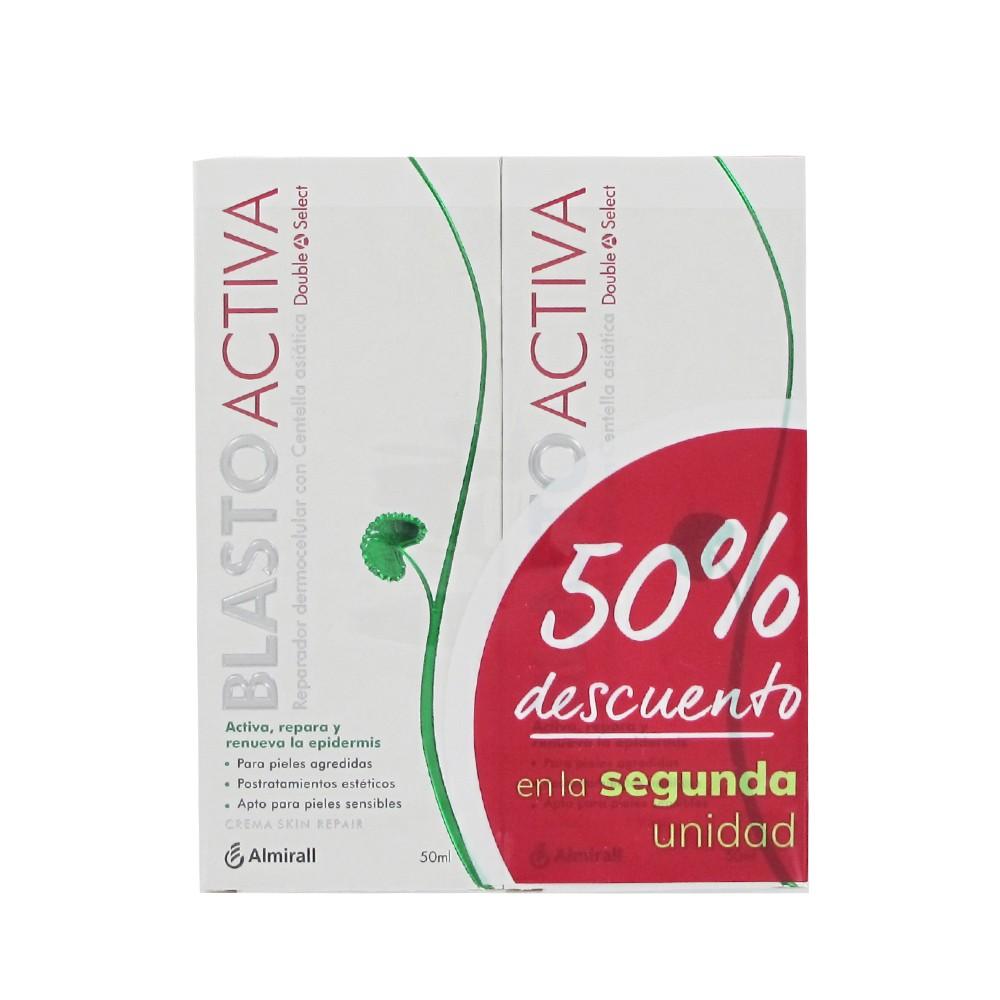 Blastoactiva crema  50ml + 50ml