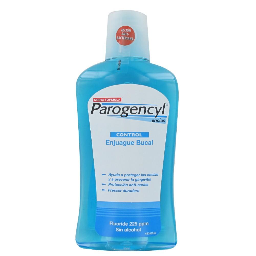 Parogencyl Control Enjuague Bucal Encias 500ml