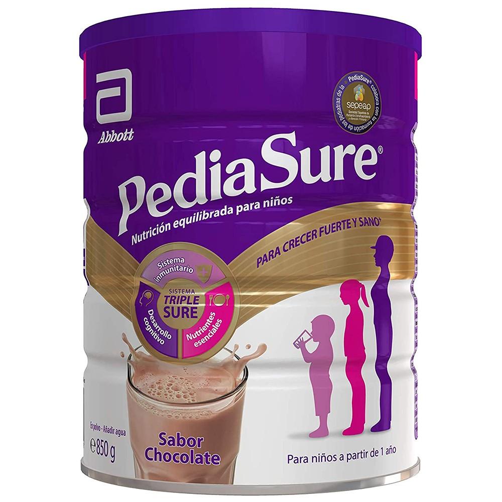 Pediasure sabor chocolate 850 gramos