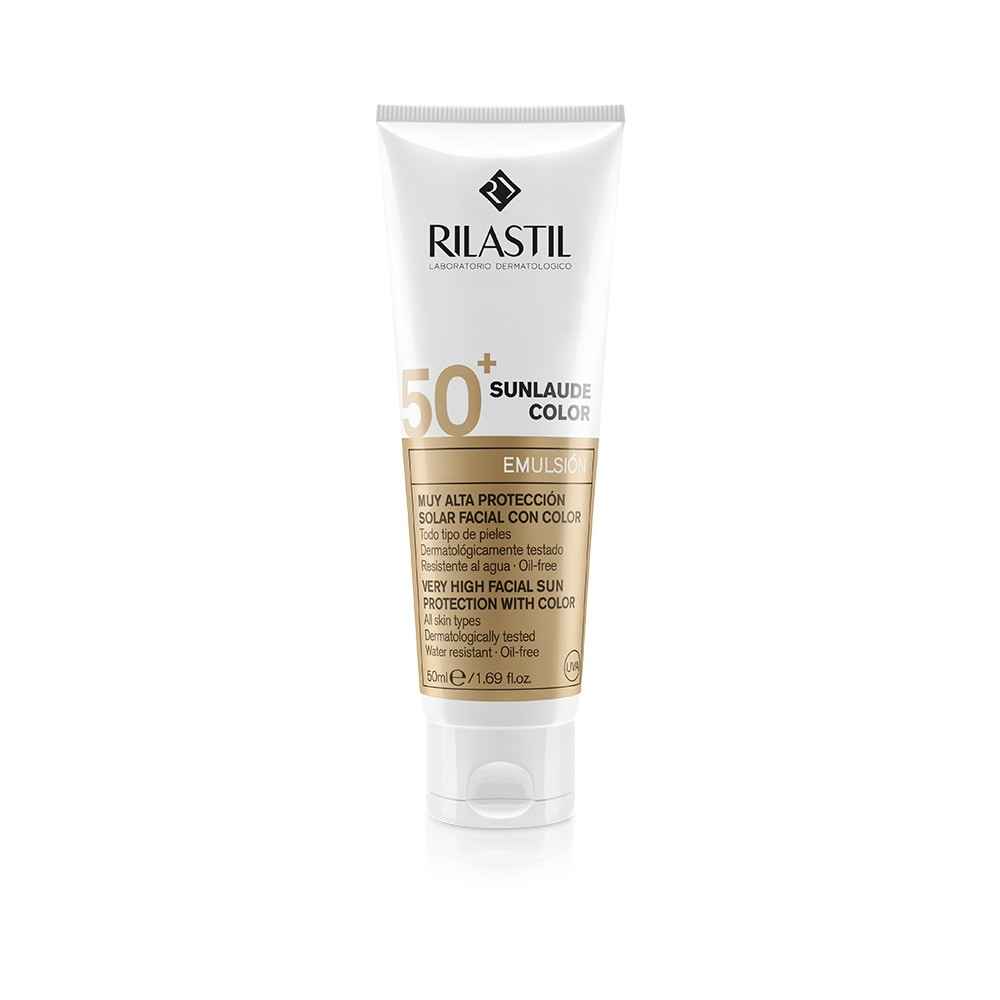 Rilastil Sunlaude emulsion Color 50+  50 ml