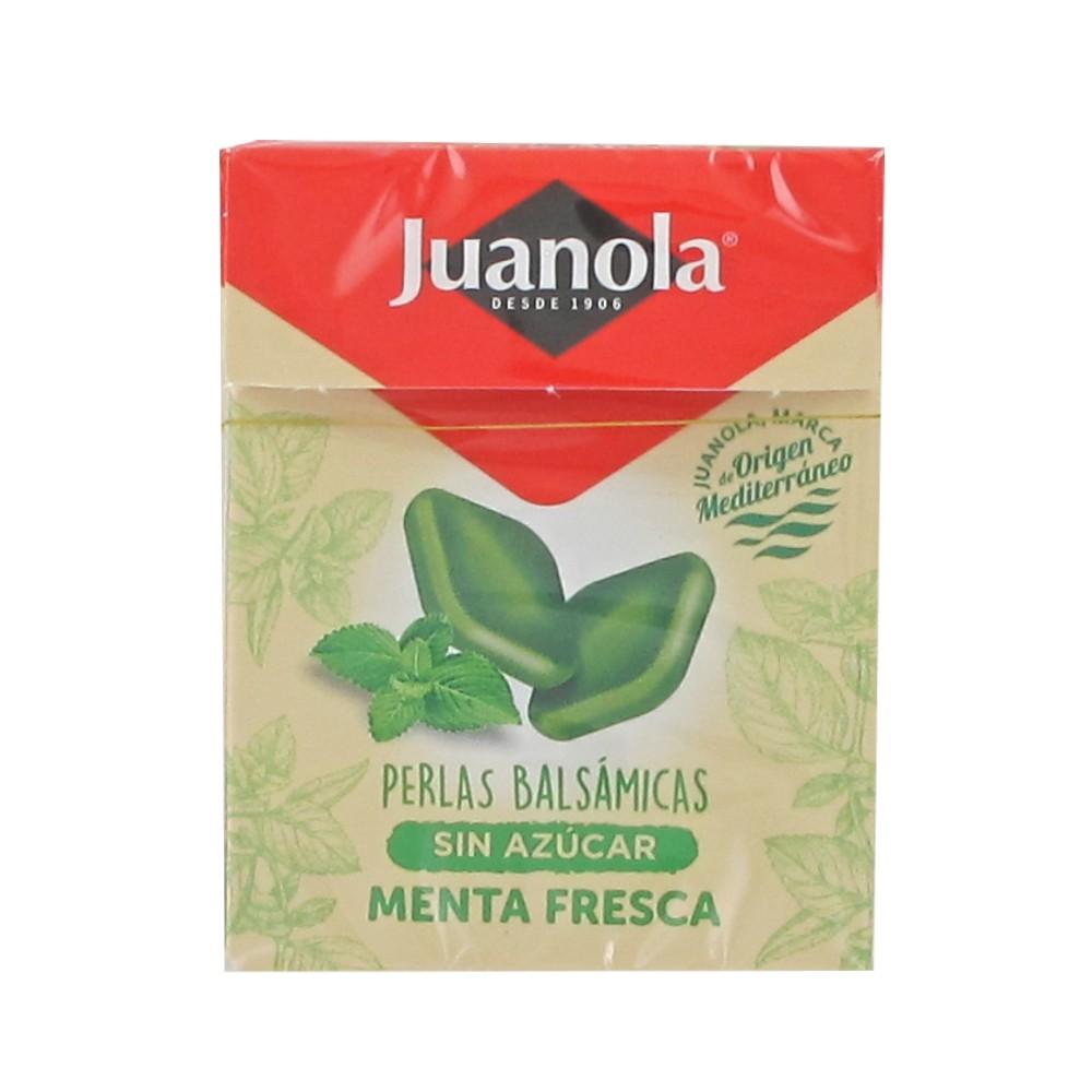 Juanola Perlas Menta Fresca 25g