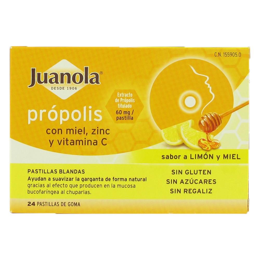 Juanola Propolis miel
