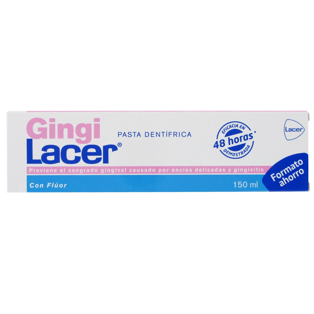 Lacer Gingilacer pasta 150 ml