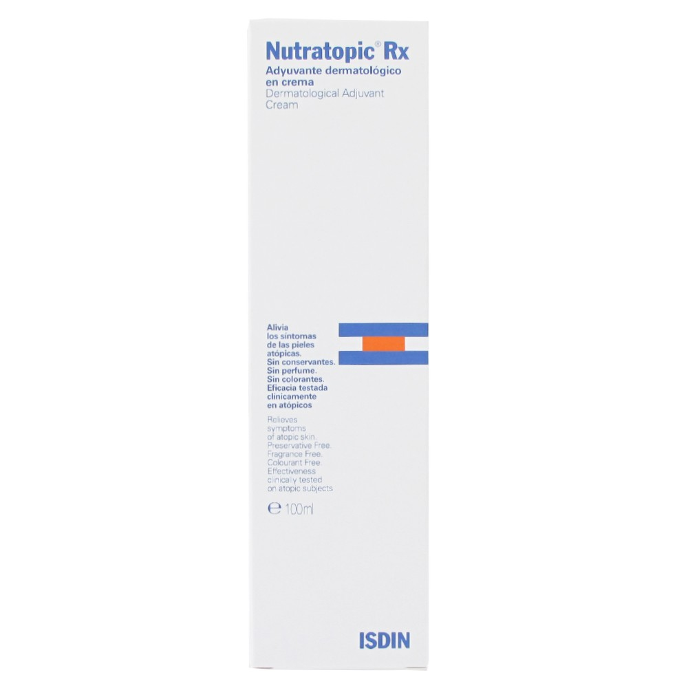 Isdin Nutratopic RX crema 100ml