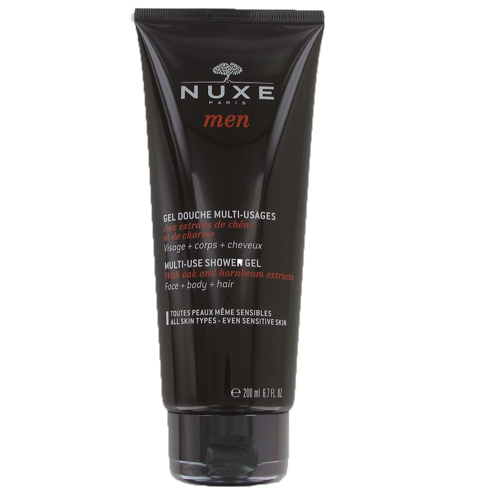 Nuxe Men Gel de ducha 200ml