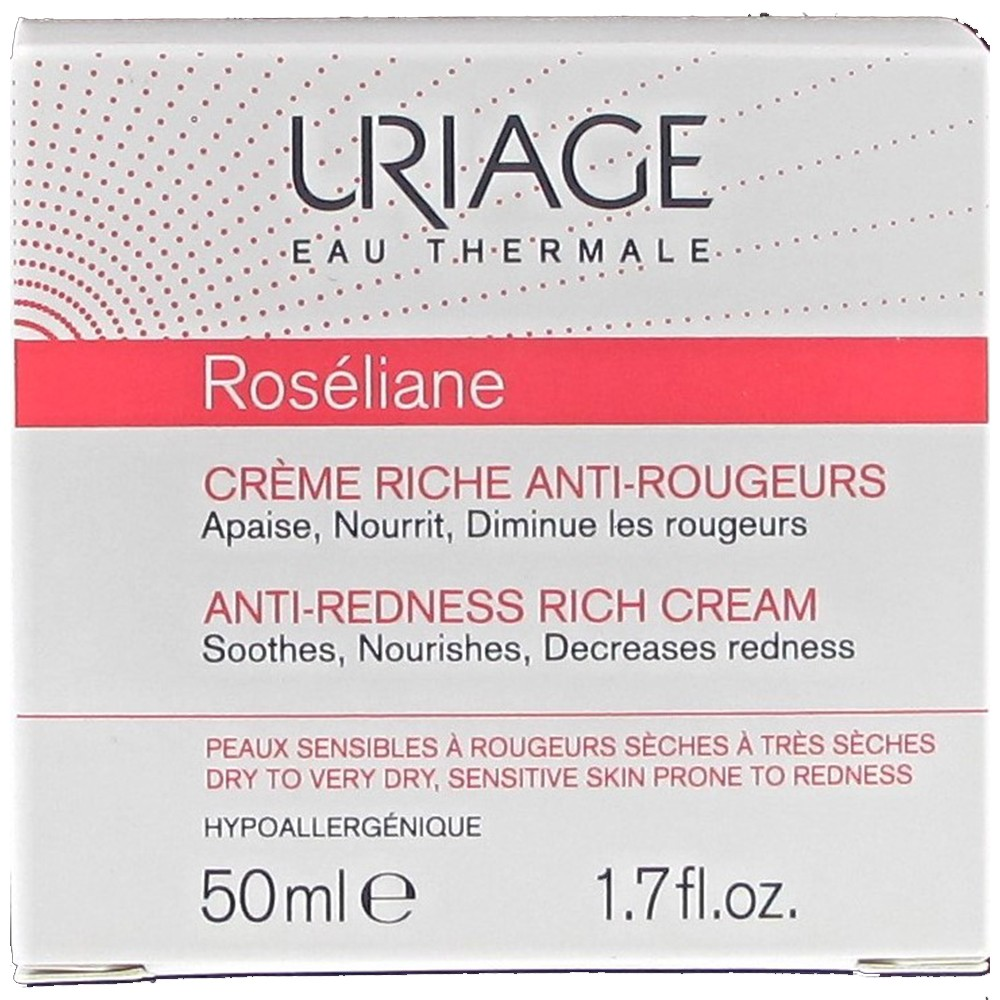 Uriage Roseliane Crema Rica Anti-rojeces 40ml
