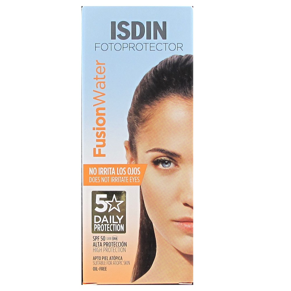 Isdin Fotoprotector Fusion Water SPF50  50 ml