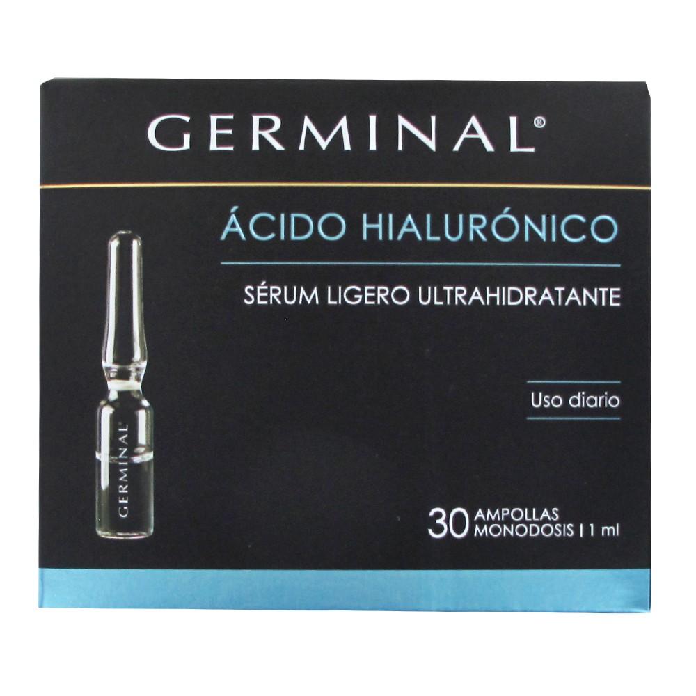 Germinal accion profunda Acido Hialuronico 30 amp (*)