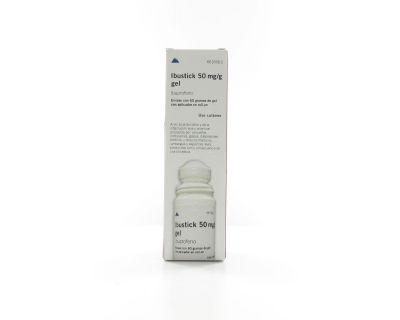 Ibustick 50mg/g gel 60g