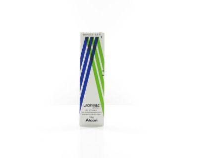 LACRYVISC 3 mg/g Gel oftálmico 10G