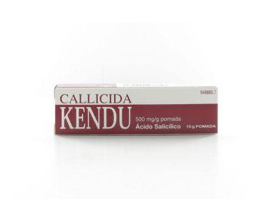 Kendu Callicida  pomada 10g