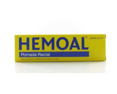 Hemoal pomada rectal 50g