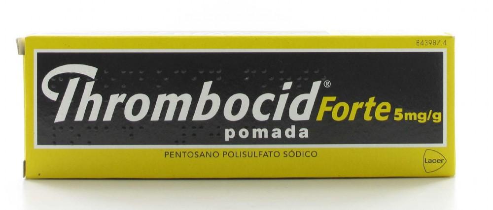 Thrombocid Forte pomada de 60 g