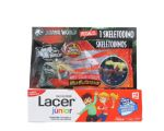 Lacer Junior gel dental 75ml sabor fresa + Regalo