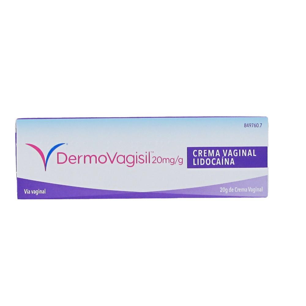 DermoVagisil 20mg/g 15gr