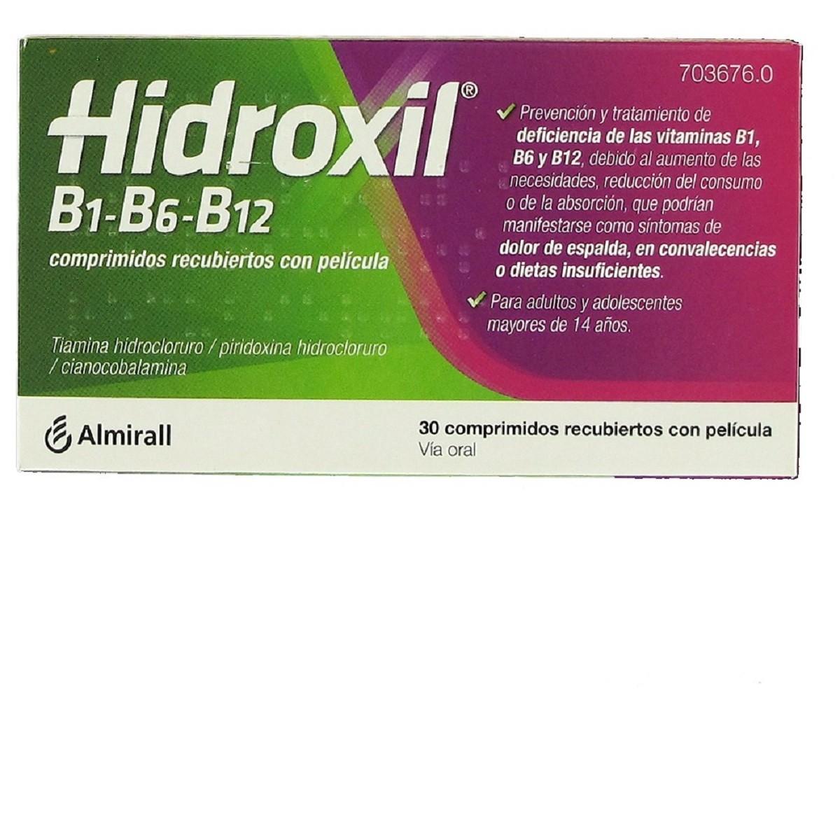 Combate el lumbago con Hidroxil