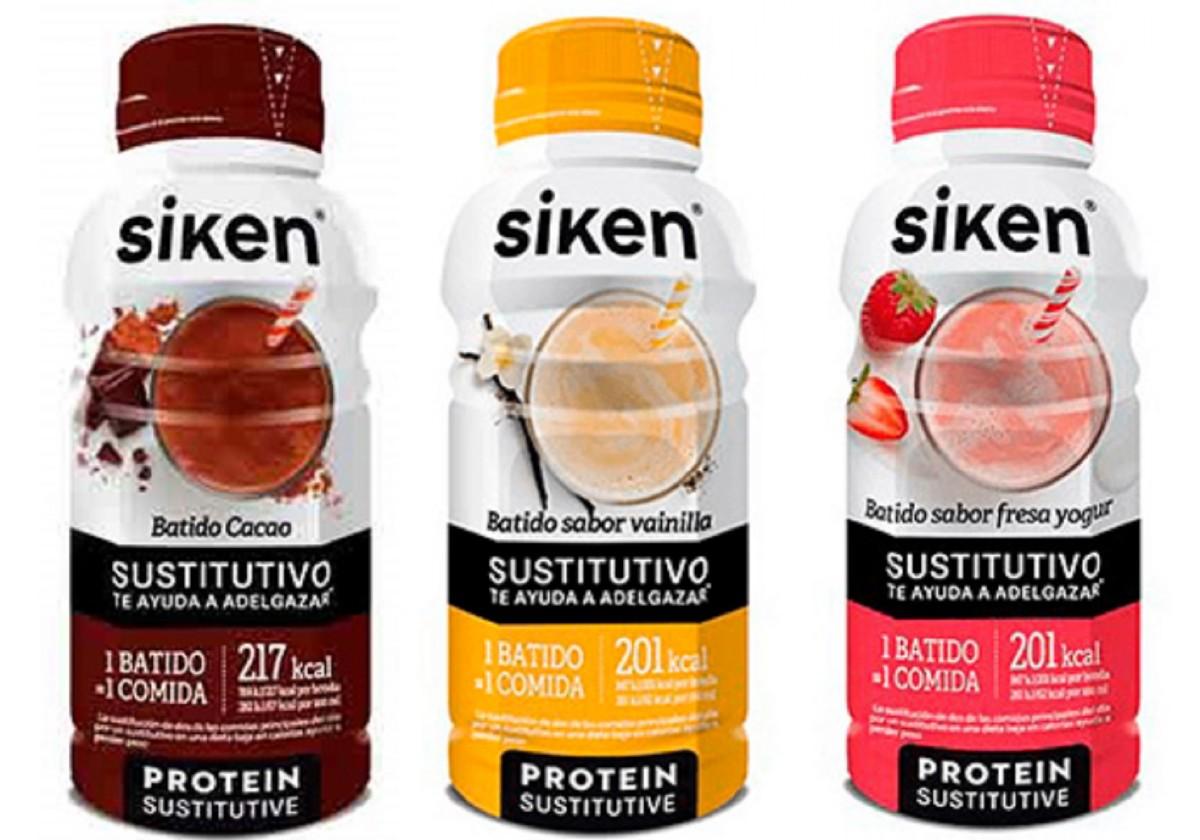 ¿Cómo reducir peso con los batidos sustitutivos Siken?