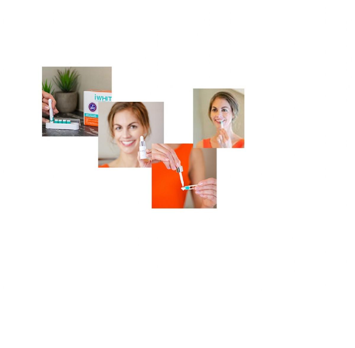 ¿Cómo usar los moldes de blanqueamiento dental i-white?