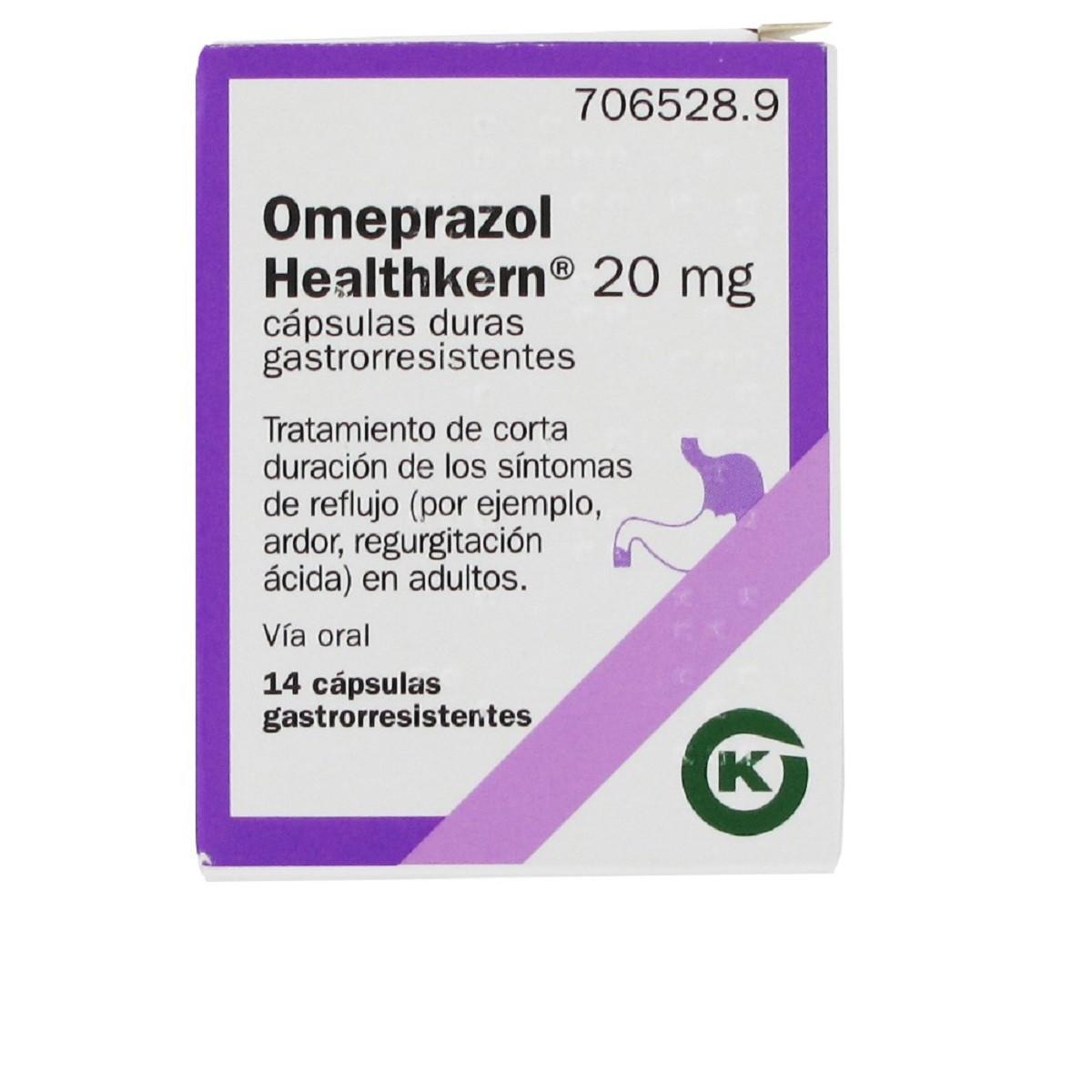 ¿Cuándo debo tomar Omeprazol?